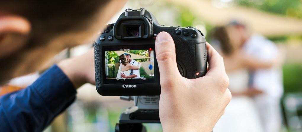 Az esküvői film és az idő