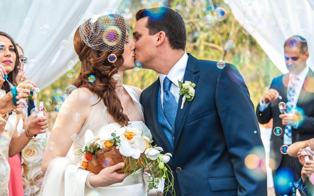 Bubifújás az esküvőn