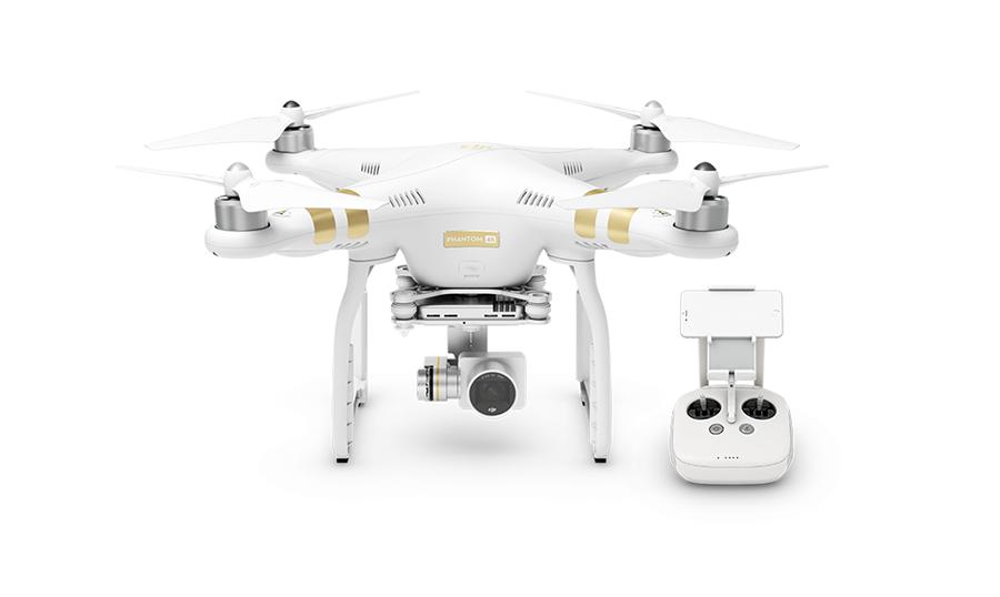 Drónos felvételek az esküvőn