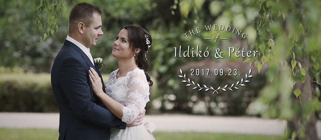 Ildikó és Péter balatoni esküvője