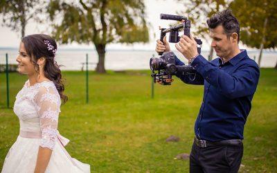 Ezért éri meg költeni egy jó esküvői videóra