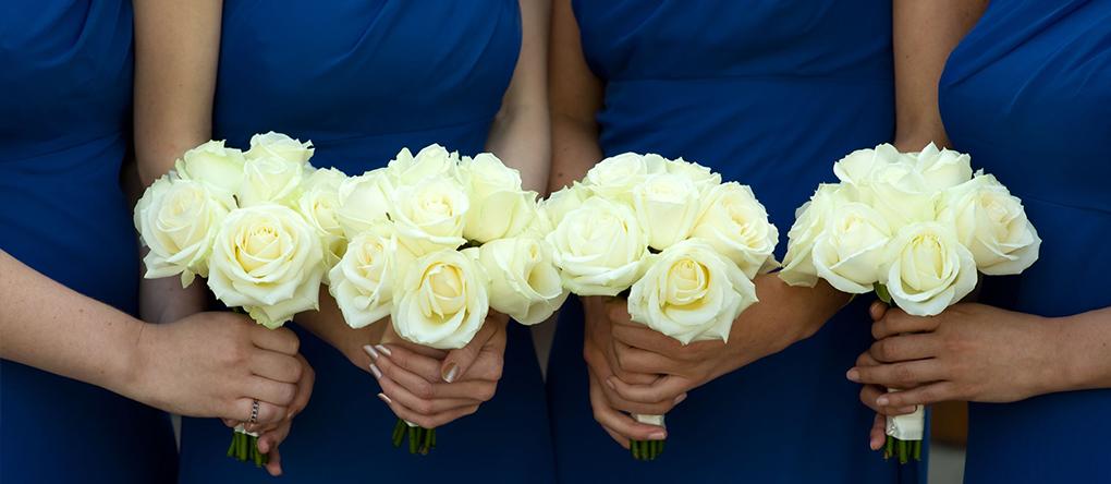Esküvő koszorúslány nélkül? Miért is ne?