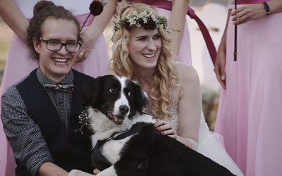 Állatok az esküvőn – ha nem szeretnéd otthon hagyni kedvenceidet