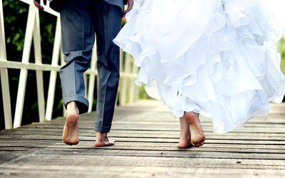 5 ok, amiért imádjuk a tavaszi esküvőket